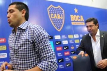 Riquelme hizo una jugada política en Boca que recuerda a Todos y hace temblar al macrismo en el club