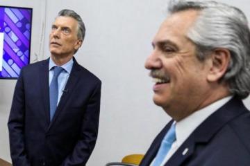 La contundente advertencia de Alberto a Macri para que no cierre las puertas de la Embajada argentina