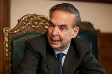 """Pichetto negó que haya un golpe en Bolivia y criticó que Alberto """"compra conflictos bolivarianos"""""""