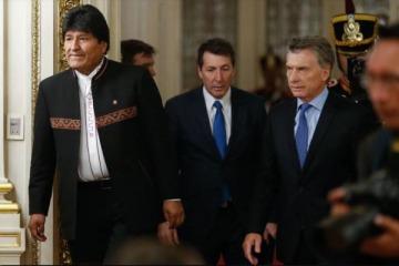Grave: Macri le negó el asilo en la embajada argentina a cuatro ex funcionarios de Evo Morales