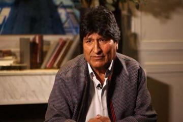 A una semana del Golpe, Evo Morales se mostró preocupado sobre la avanzada de violencia contra el pueblo boliviano