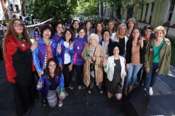Con eje puesto en transformar la Justicia, se realizó el primer Encuentro Federal de Mujeres Judiciales
