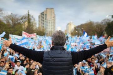 Macri terminará su último año como presidente dejando un 38% de pobreza