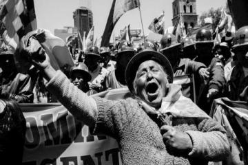 El repudio de periodistas e intelectuales al golpe en Bolivia