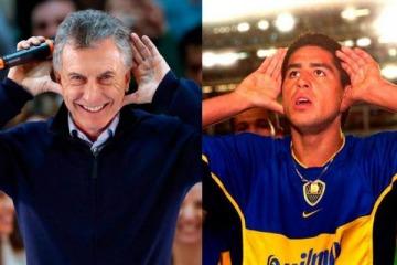 La desesperada respuesta de Macri a la propuesta de Angelici de competir mano a mano contra Riquelme en Boca