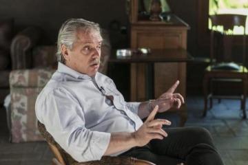 """""""En Argentina se van a acabar los operadores judiciales y mediáticos"""", subrayó Alberto"""