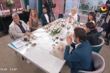 """Enojo y censura encubierta de Mirtha Legrand a un famoso actor por hacer un gesto """"peronista"""" en su programa"""