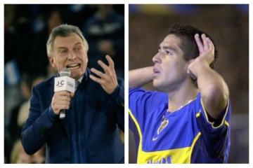 Desesperado: Macri salió a apoyar a su delfín en Boca ante encuestas que lo muestran derrotado por Riquelme