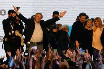 Alberto anuncia su equipo: quiénes son los ministros y funcionarios que integran su gabinete