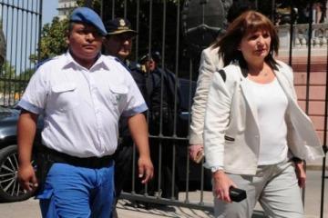 """A pesar de los """"Chocobar"""", Patricia Bullrich se autevaluó con """"un 10"""" por su gestión en Seguridad"""
