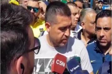 Escándalo en Boca: Riquelme denunció irregularidades en la elección y pidió la presencia de Macri
