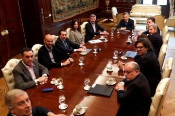 En el último día de mandato, todo el gabinete de Macri presentó la renuncia