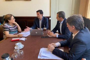 """Fuerte gesto de Urtubey y los diputados """"lavagnistas"""" que sugiere apoyo a la triple emergencia de Alberto"""
