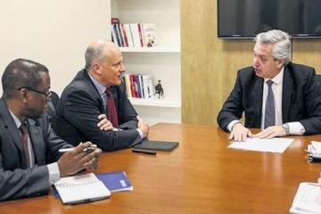 """El FMI elogió el primer mes de Alberto: destacó la protección """"a los vulnerables"""" y el cuidado de """"las cuentas fiscales"""""""