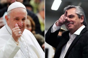 Cumbre en el Vaticano: el papa Francisco recibirá a Alberto por primera vez desde la vuelta del peronismo