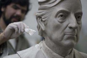 Confirmado: la Ciudad de Buenos Aires tendrá un busto de Néstor Kirchner