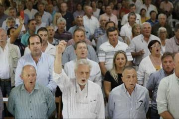 Con slogan macrista, el campo amenaza a Alberto con protestas en rutas contra retenciones e impuestos
