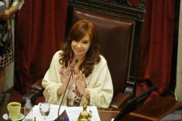 """La RAE le dio la razón a Cristina: dijo que lo correcto es """"presidenta"""" y es así en la academia desde hace 217 años"""