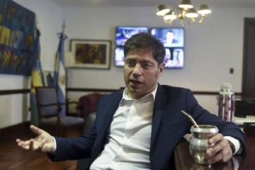Kicillof extendió por 10 días el plazo para acordar con los bonistas y gambetear el default bonaerense