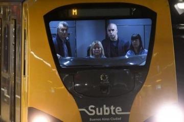 La Ciudad de Larreta: denuncian que la empresa que midió el asbesto en los subtes de Metrovías es trucha