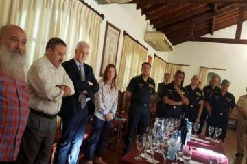 """La novedosa cumbre entre jefes policiales y dirigentes sociales que armó el Gobierno para acordar la """"paz social"""""""