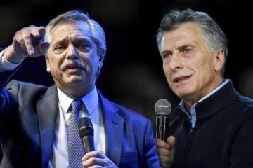 Encuesta: mientras que jóvenes y pobres apoyan a Alberto, ricos y adultos mayores respaldan a Macri