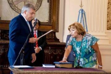"""La funcionaria Anticorrupción de Jujuy dijo que va """"tener independencia"""" de Morales por """"instrucciones del gobernador"""""""
