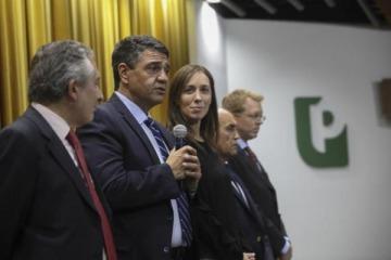Vidal y el radicalismo bloquean el cambio de autoridades en el Bapro para que Jorge Macri usurpe la presidencia