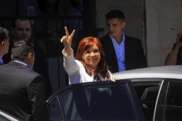 Cuadernos: se cayó la orden de cárcel contra Cristina y ya no tiene ningún pedido de prisión preventiva