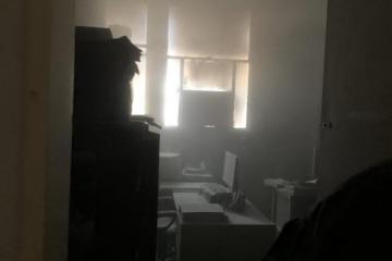 Se prendió fuego parte de Comodoro Py y tuvo que ser evacuado