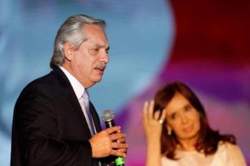 Alberto respaldó la propuesta de Cristina sobre una quita en la deuda con el FMI basada en que se violó su estatuto