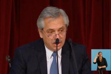 El discurso completo de Alberto Fernández en su primera inauguración de las sesiones ordinarias del Congreso