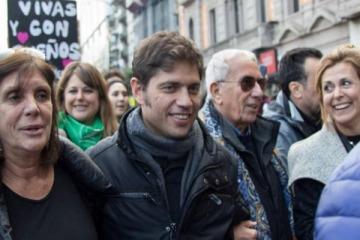 La histórica decisión de Kicillof para garantizar el aborto en la provincia de Buenos Aires