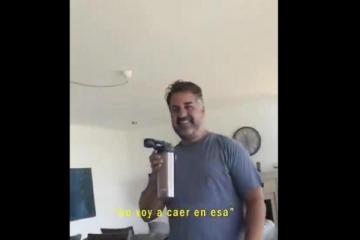 """""""Si quiero te mato"""": el video con la terrible amenaza de un concejal macrista a su ex pareja"""