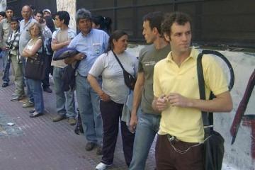 Macri le dejó a Alberto un 8,9 % de desocupación y hay casi 2 millones de desempleados en la Argentina