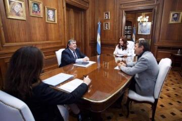 Cristina se reunió con los jefes de bloque y Juntos por el Cambio ya tiene una propuesta de sesión virtual
