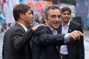 Andrés Larroque será el nuevo ministro de Desarrollo para la Comunidad en la Provincia de Buenos Aires