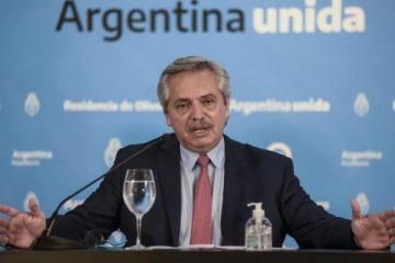 """Alberto a los bonistas: """"Argentina está dispuesta a pagar lo que está en condiciones de pagar"""""""