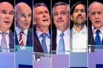 Desde Macri a Espert: a qué se dedican los cinco ex candidatos presidenciales que perdieron contra Alberto