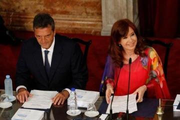 Congreso virtual: sesiones históricas en el Senado con Cristina al frente y Diputados bajo la conducción de Massa