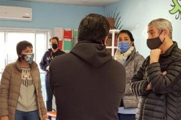 Mayra Mendoza y Ferraresi crearon un Comité de Emergencia para frenar el COVID-19