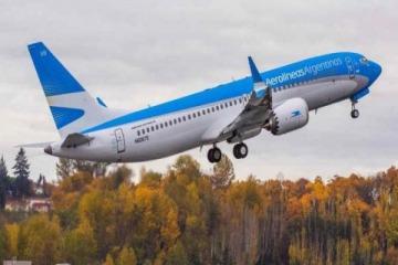 ¿Vuelven los vuelos de Aerolíneas Argentinas?