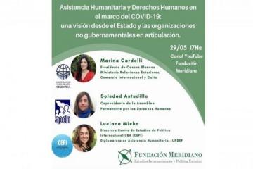 Derechos humanos y asistencia en el marco de la pandemia global
