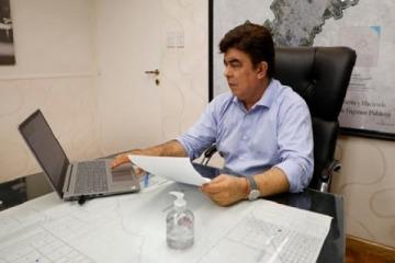 Espinoza bregó por seguir con la asistencia estatal en la post pandemia