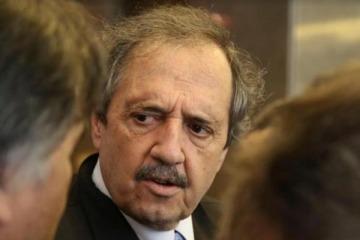 """Alfonsín aseguró que el impuesto a las grandes fortunas forma parte de """"la ética de la solidaridad"""""""