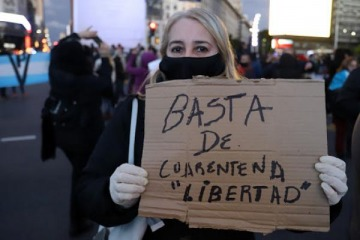 El contundente argumento que voltea en la práctica que la argentina sea la cuarentena más larga del mundo