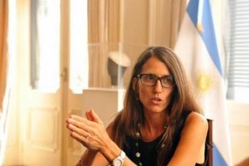 Gómez Alcorta informó que las denuncias por violencia de género aumentaron un 40% durante la cuarentena