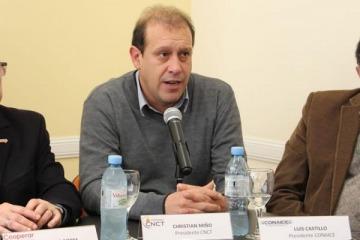 """""""Si se mira al cooperativismo, hay una salida para que un montón de argentinos puedan tener un trabajo digno"""""""