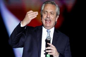 """""""Es canallesco"""": Alberto destrozó al documento de Juntos por el Cambio sobre la muerte de Fabián Gutiérrez"""