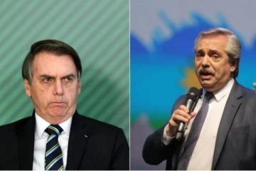 Qué dijo Alberto sobre el coronavirus de Bolsonaro, el segundo presidente que se burla y termina contagiado